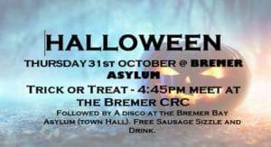 Halloween at the Bremer Asylum