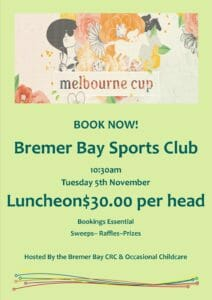 2019 Melbourne Cup Luncheon