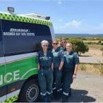Bremer Bay Ambulance St Johns WA