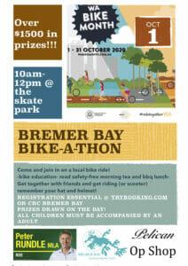 Bike Month Bremer Bay