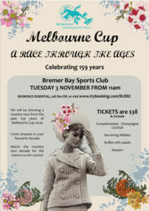 Melbourne Cup Bremer Bay CRC & Sports Club