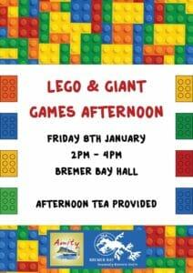 Lego & Giant Games